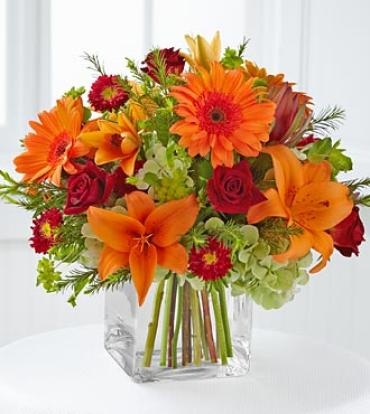 Fabulous Fall Bouquet by Better Homes and Gardens® - VASE INCLU