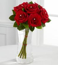 Whole Heartedly Rose Bouquet