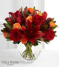 Autumn Splendor Bouquet by Vera Wang